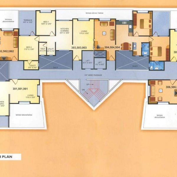 buy 1 bhk flat in wagholi