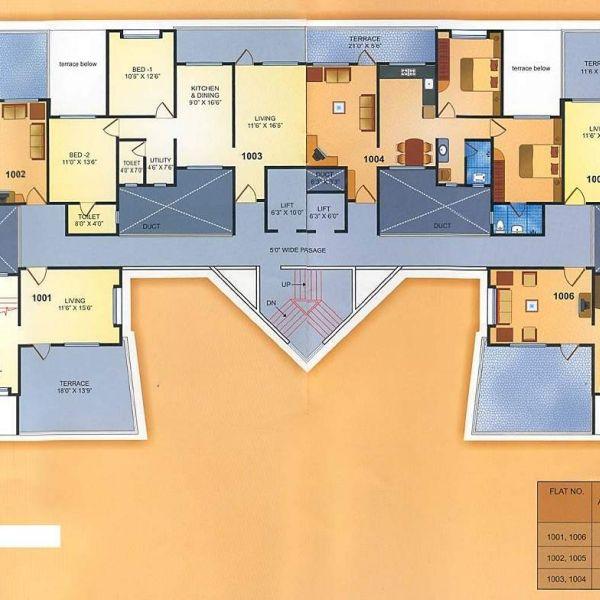 apartments in pune